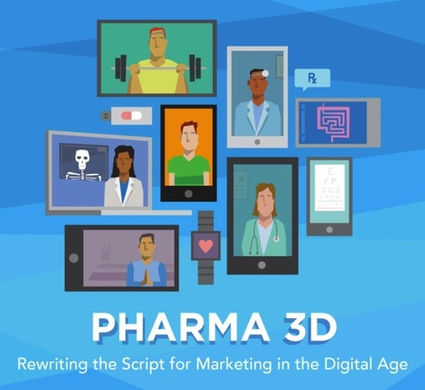 The 3 D's of Pharma Digital Marketing: Discover, Design, Deliver | Pharma Hub | Scoop.it