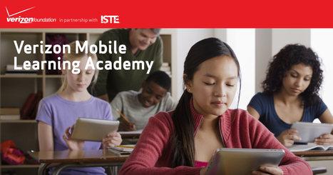 Verizon Mobile Learning Academy | K-12 School Libraries | Scoop.it