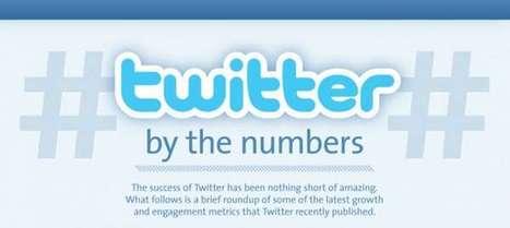 Staggering Social Media Statistics | i social media danno i numeri | Quite Interesting Stats and Facts | Scoop.it