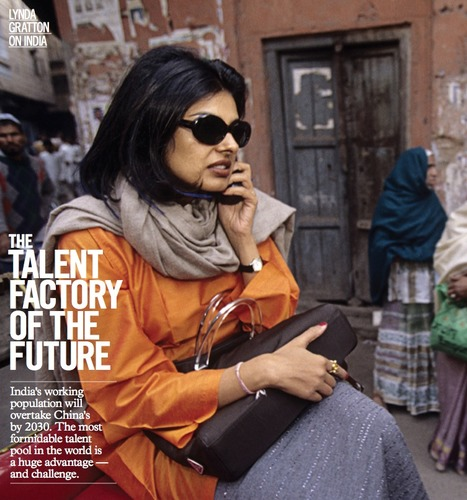 India: The talent factory of the future | Global Leaders | Scoop.it