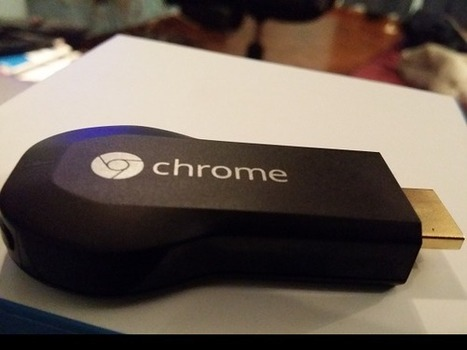 Google Chromecast : à quoi ça sert ? - Presse-citron | news android from klynefr | Scoop.it