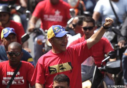 #MuyDelicado… Maduro nombra a Villegas Ministro para la Transformación de #Caracas | Caracasos | Scoop.it