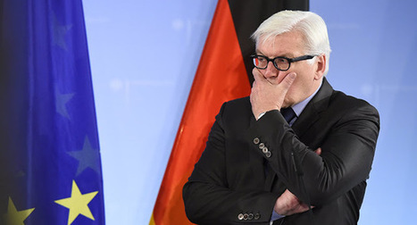 Moment of Truth: Steinmeier warns of EU collapse, doesn't blame Putin | Global politics | Scoop.it