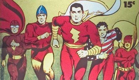 15 000 comics à télécharger gratuitement (et légalement) | Les bibliothèques | Scoop.it