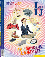 The mindful lawyer  meditation and the practice of law | Library Collaboration | Scoop.it