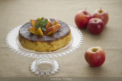 Pudin de pan de molde y manzana -Webosfritos | Cuina | Scoop.it
