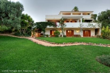 7 bedroom villa + 3x 1 bedroom villas with pool in São Sebastião, Loulé | Portugal Best Properties | Scoop.it