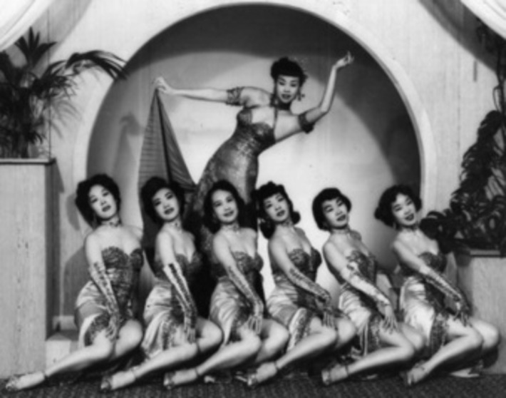 Dreams of the Forbidden City: When Chinatown Nightclubs Beckoned Hollywood | Herstory | Scoop.it