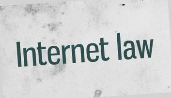 Internet Law - GeeklessTech | Le droit du net | Scoop.it