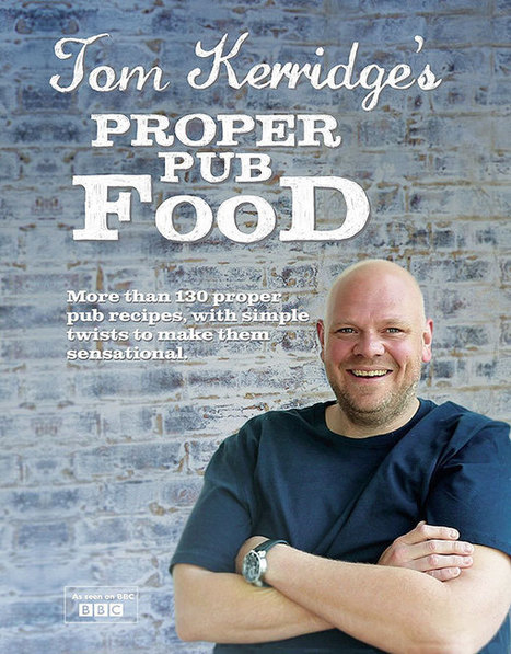 Tom Kerridge's Pub Food with paired ales by Ilkley Brewery | Beery Things | Scoop.it