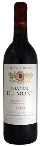 Haut-Medoc Château Du Mont Rouge 2009 | Wine and Co | Scoop.it