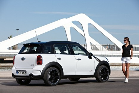 MINI Countryman 1.6S Petrol – A Compact Car for India   Petrolcars.in   Petrol Cars in India   Scoop.it