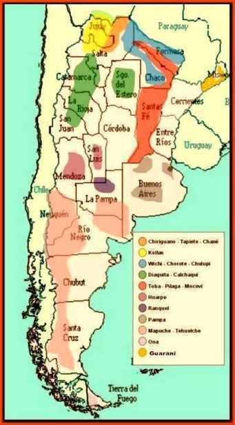 . - Comunidades aborigenes | aborígenes argentinos | Scoop.it