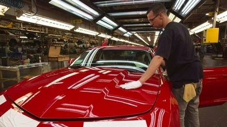 Canadian auto output to flatten, despite low dollar and high sales   CARBIDE TV The Machinist Channel   Scoop.it