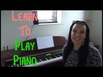 Learn How to Play Piano | Lesson 1 | Intro | Just Music Lessons | Scoop.it