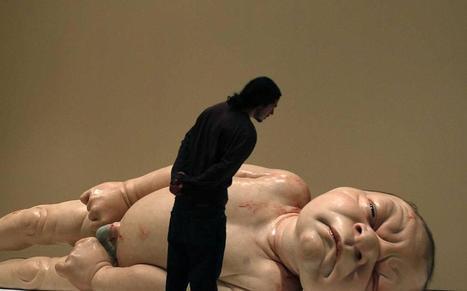 Ron Mueck | Art Installations, Sculpture, Contemporary Art | Scoop.it