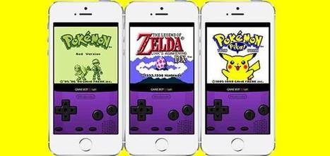 Come trasferire giochi su GBA4iOS, emulatore GameBoy iOS | guideitech | Scoop.it