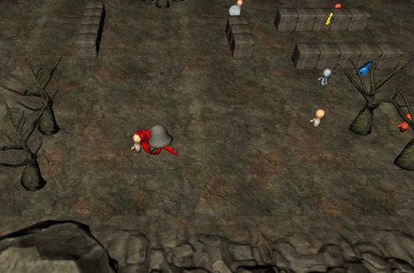 WebGL Game – Apocalypse Rapture Capture | WebGL Gaming | Scoop.it
