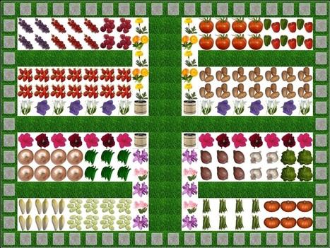 Site : le Potager de la Cour verte, Application en ligne gratuite de gestion du potager | Shabba's Yard | Scoop.it