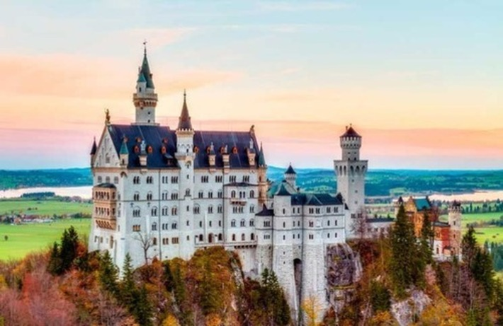 26 Real Places That Look Like They've Been Taken Out Of Fairy Tales | Machinimania | Scoop.it