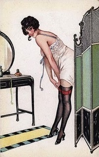 Sweet Vintage Lingerie: Happy National Lingerie Day! Vintage Lingerie Started It All!   vintage lingerie   Scoop.it