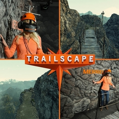 Crazy Oculus Rift Mountainside Hike | 3D Virtual-Real Worlds: Ed Tech | Scoop.it