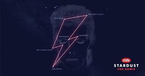 Stubru: Stardust For Bowie | digital tech | Scoop.it