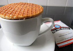 Old Is The New: Rip van Wafels Re-imagines The Coffee Routine | Unplug | Scoop.it