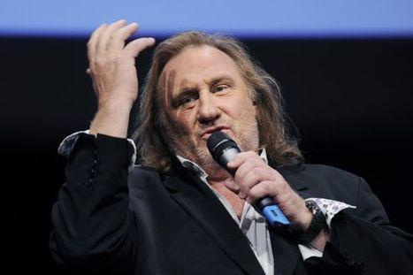 Depardieu s'installerait en Belgique - Le Figaro | Belgitude | Scoop.it