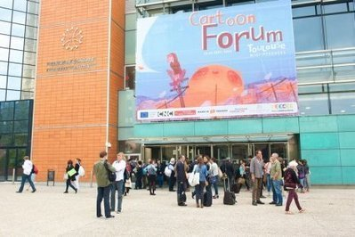 Avec le Cartoon Forum, les films s'animent à l'international depuis Toulouse | Toulouse La Ville Rose | Scoop.it