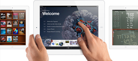 Apple in Education (United Kingdom) | iPads in Education | Scoop.it