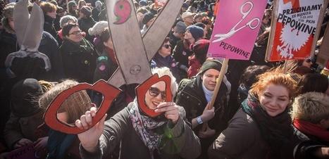 Droits des femmes : le grand bond en arrière de la Pologne | EuroMed égalité hommes-femmes | Scoop.it