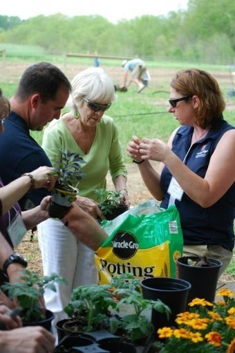 CALS Sustainability Office hosts Leadership Triangle program | CALS News Center | News from the College of Agriculture and Life Sciences | Research from the NC Agricultural Research Service | Scoop.it