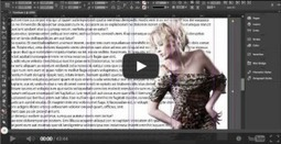 Get started with InDesign CC   Top 10 things for beginners « Caveat ...   FREE  LEARNING   Scoop.it