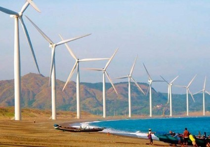 Global Report: Wind Power Surges to New Record | EcoWatch | Scoop.it