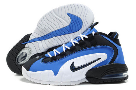 Nike Penny 1 Blue/Black/White (2013) | my style | Scoop.it