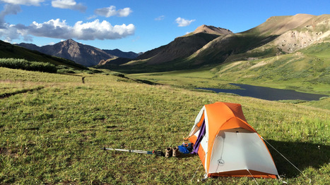 A 500-mile solo hike cured my loneliness   Creative Writing   Scoop.it