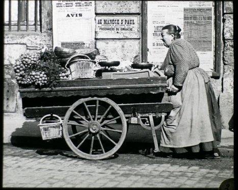 Les petits métiers de Paris dans les années 1900 | Paris pepites | Scoop.it