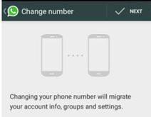 Whatsapp come modificare e cambiare il numero di telefono   AllMobileWorld Tutte le novità dal mondo dei cellulari e smartphone   Scoop.it