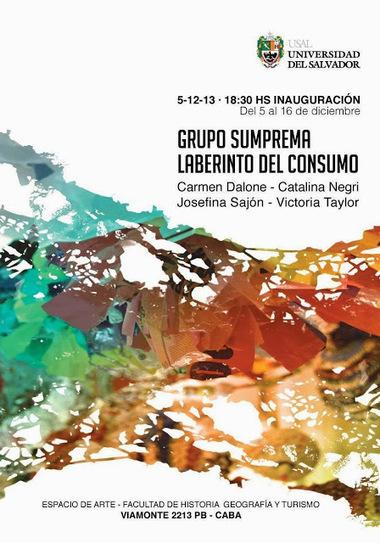 DELIVERY-ART EVENTOS: Universidad del Salvador Curaduría de ... | VIP Magazine Online | Scoop.it