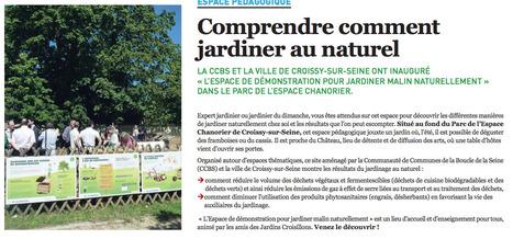 Espace pédagogique compostge et jardinage au Parc Chanorier | Espace Chanorier | Scoop.it