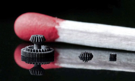 A New Name in 3D Micro Printing   3D Printing World   Scoop.it