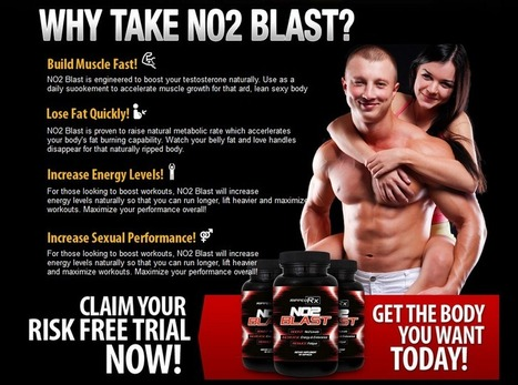 Interested In Ripped RX NO2 Blast?...Read Here First Before You Try It! | luma wilson | Scoop.it