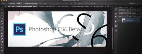 Adobe Photoshop CS6 Beta available for download   Videography   Scoop.it