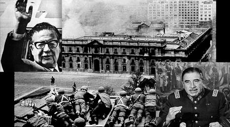 Redacción mulera: Chile se prepara para recordar los 39 años del golpe de Estado | Dictaduras en América Latina | Scoop.it