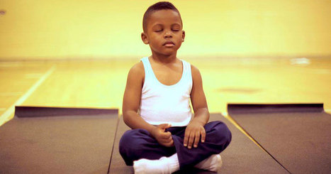 Cette école remplace la punition par la méditation et le résultat sur les enfants est incroyable | 694028 | Scoop.it