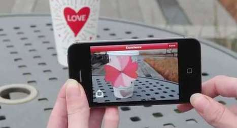 Augmented Reality Romance Apps | Augmented Reality & The Future of the Internet | Scoop.it