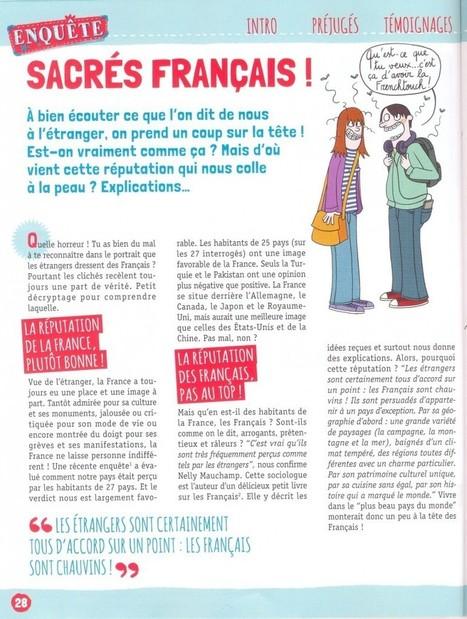 Les Français sont chauvins?   Pédagogie et web 2.0   Scoop.it