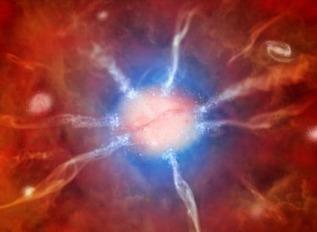 Nouvelles: Formation d'étoiles à une vitesse record dans l'amas galactique Phénix découvert récemment | Astro | Scoop.it