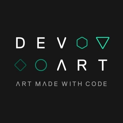 DevArt. Art made with code. | Game art | Scoop.it